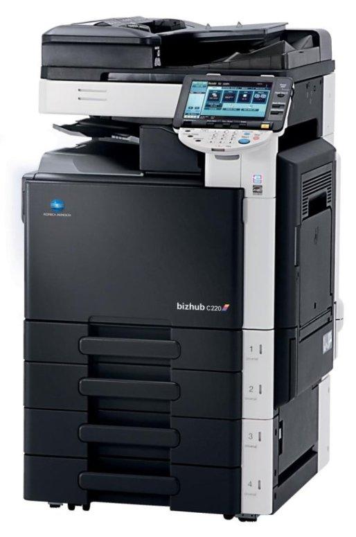 pronájem barevné A3 multifunkční tiskové zařízení